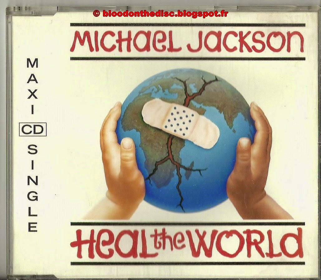 Heal The World Maxi CD pochette