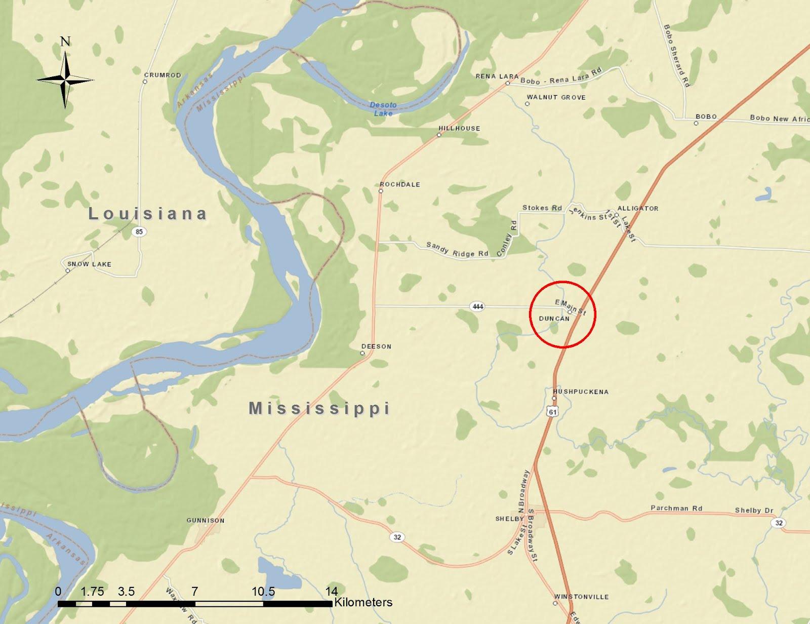 Mississippi Delta Region Map  Wwwgalleryhip  The