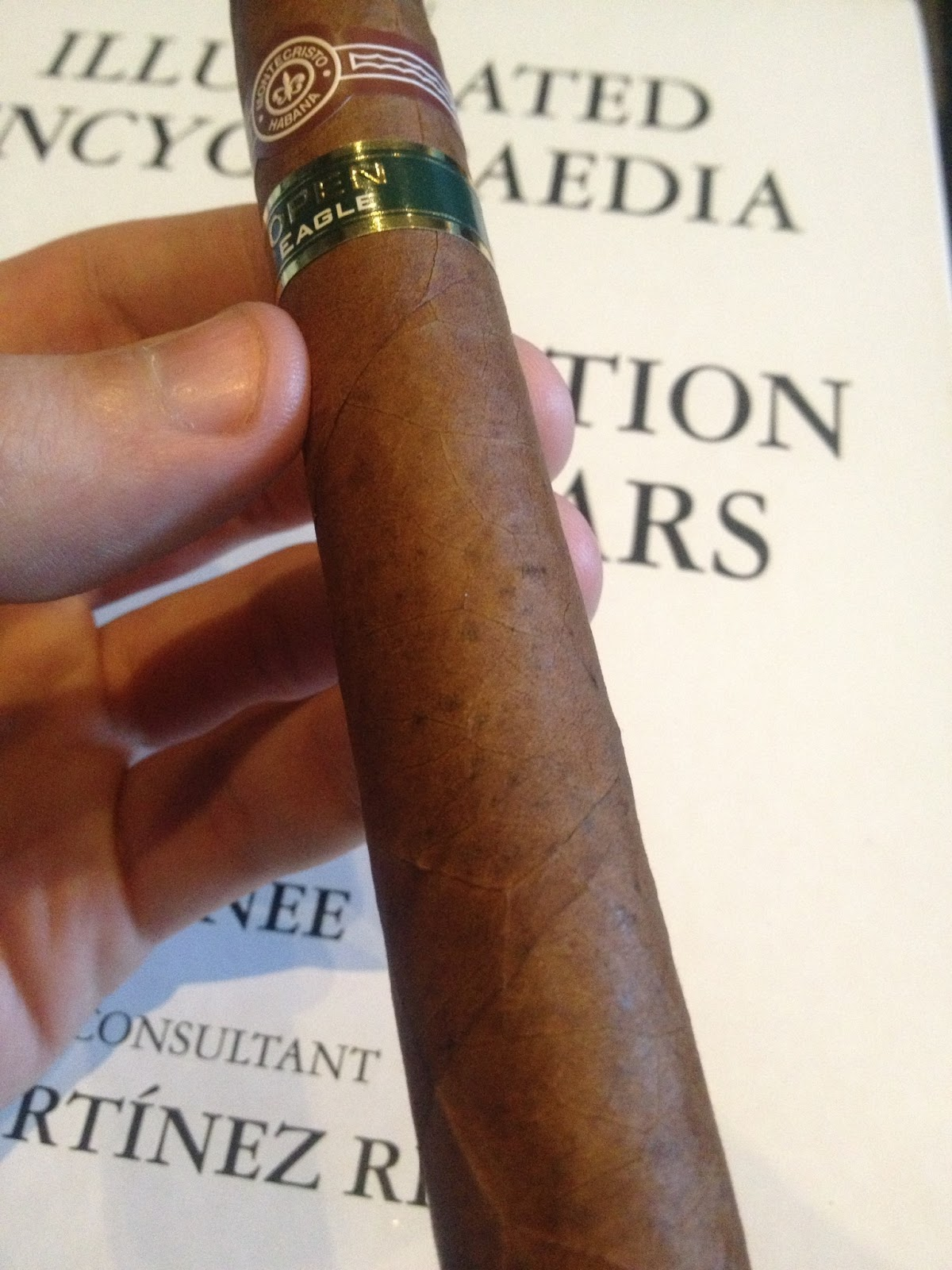 REVIEW: The Montecristo Open Eagle | Devlin\'s Online