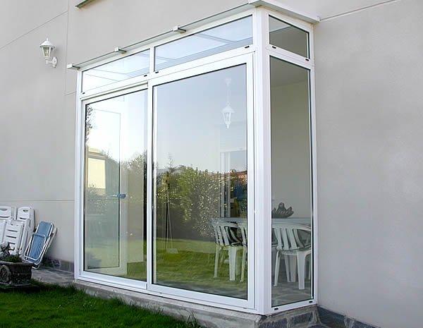 Cerramientos en almer a 950 411 333 alumavel cortinas de cristal techos ventanas de aluminio - Cerramientos de aluminio para porches ...
