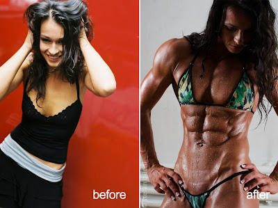 Cindy Landolt transformation