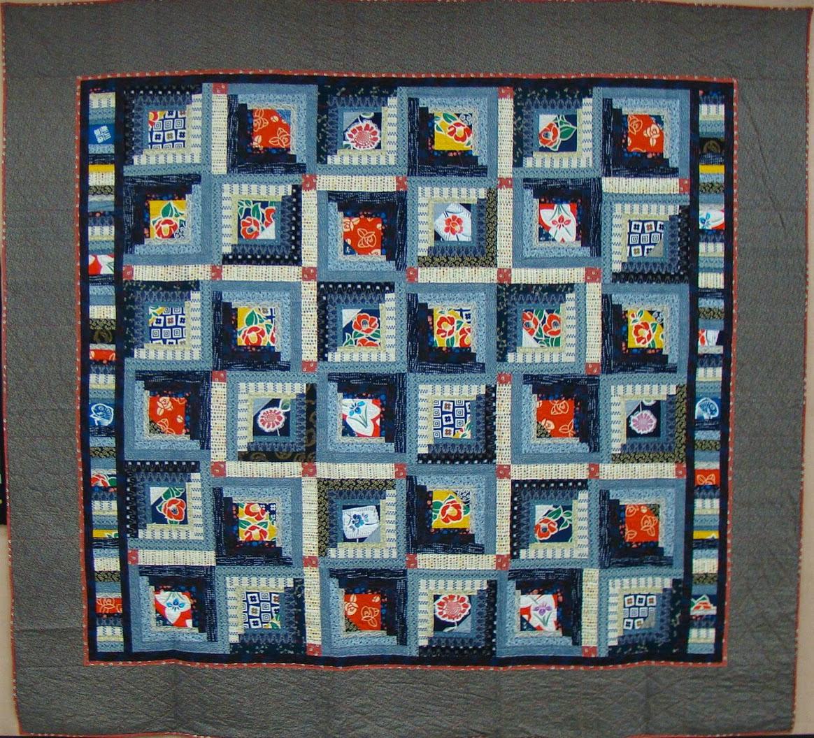 quiltcrazy:  IRORI  Wedding Quilt #6 : japanese style quilts - Adamdwight.com