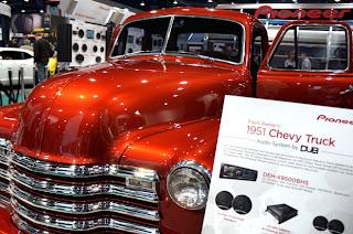 Travis Barker's 1951 Chevy Truck