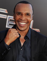 An interview With Sugar Ray Leonard about 'Real Steel'