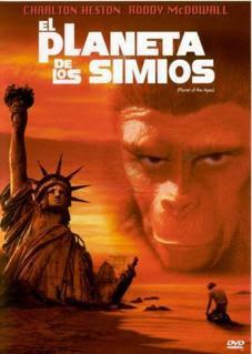 descargar El Planeta de los Simios 1 (1968) – DVDRIP LATINO
