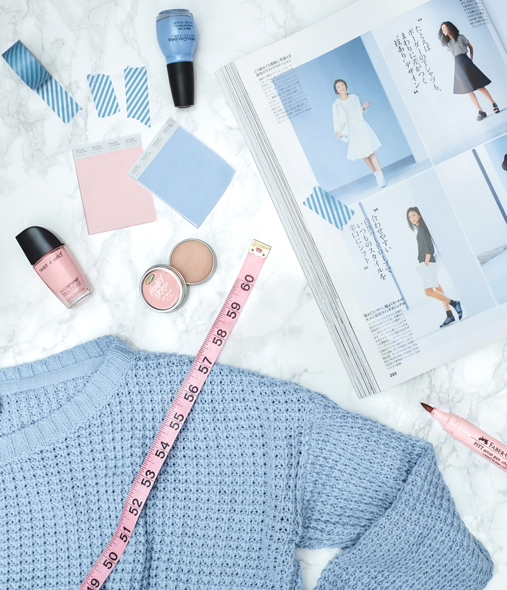 Pantone Color of the Year 2016 Rose Quartz and Serenity — Mini Penny Blog