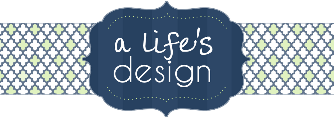 a life&#39;s design