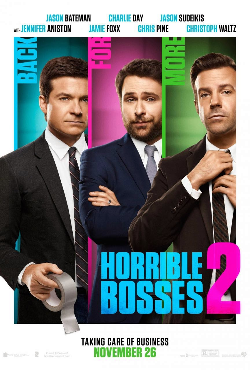 Horrible Bosses 2 (2014)by Sean Anders