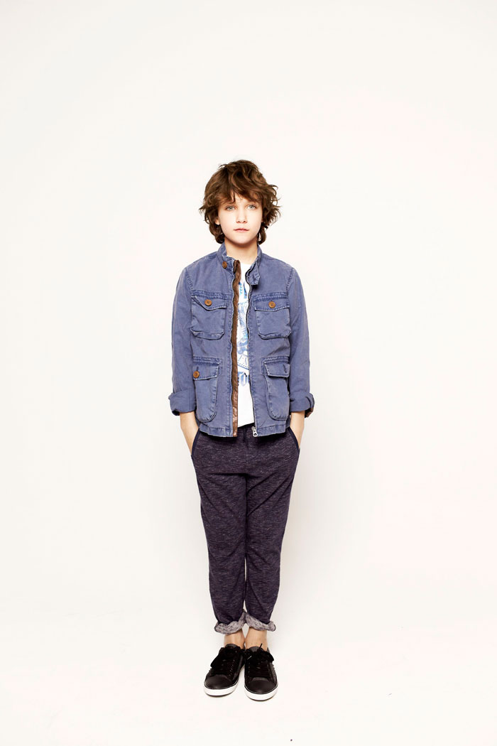 Q80 high street zara kids february lookbook - Zara home kids espana ...