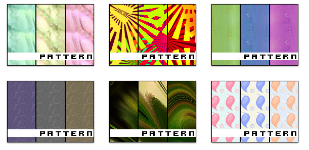Web Background Patterns