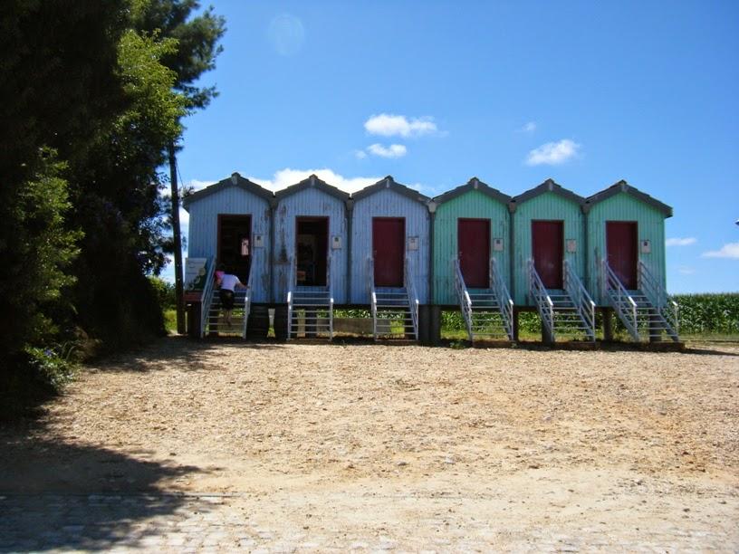 Casas Avieiras em Escaroupim