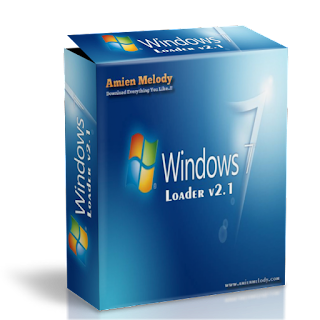 Windows 7 Loader v2.1 (x86 / x64)