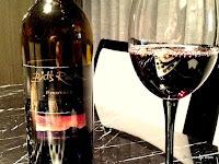 Vinho Tinto Pinotage bat´s Rock 2011