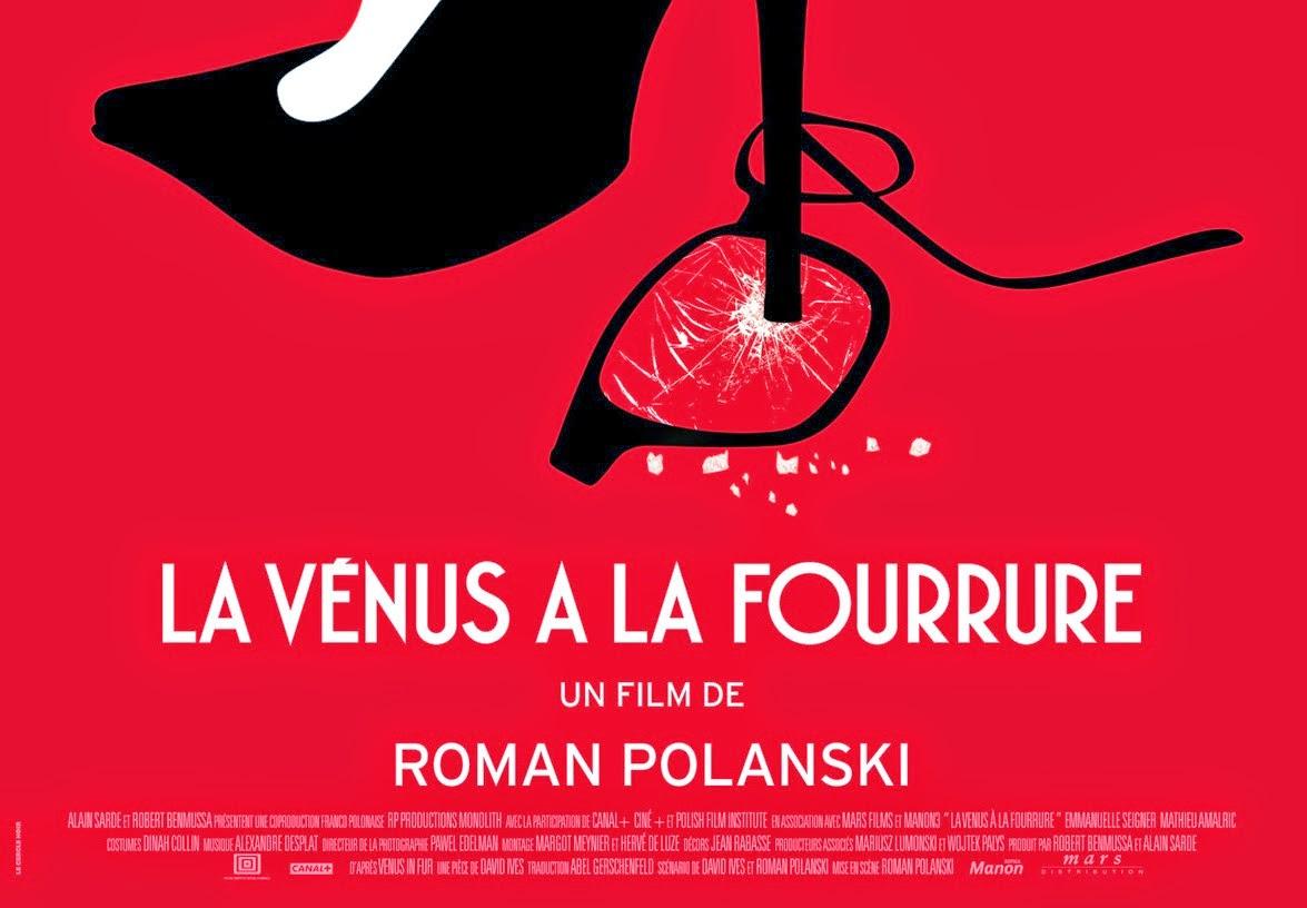 Frases de la película La Venus de las pieles