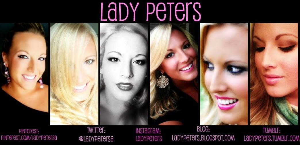 Lady Peters
