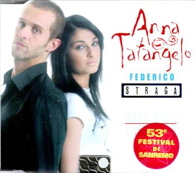 Sanremo 2003 - Anna Tatangelo & Federico Stragà - Volere Volare