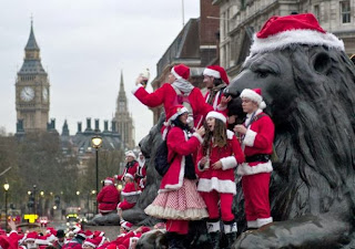 Fiestas de navidad en Londres