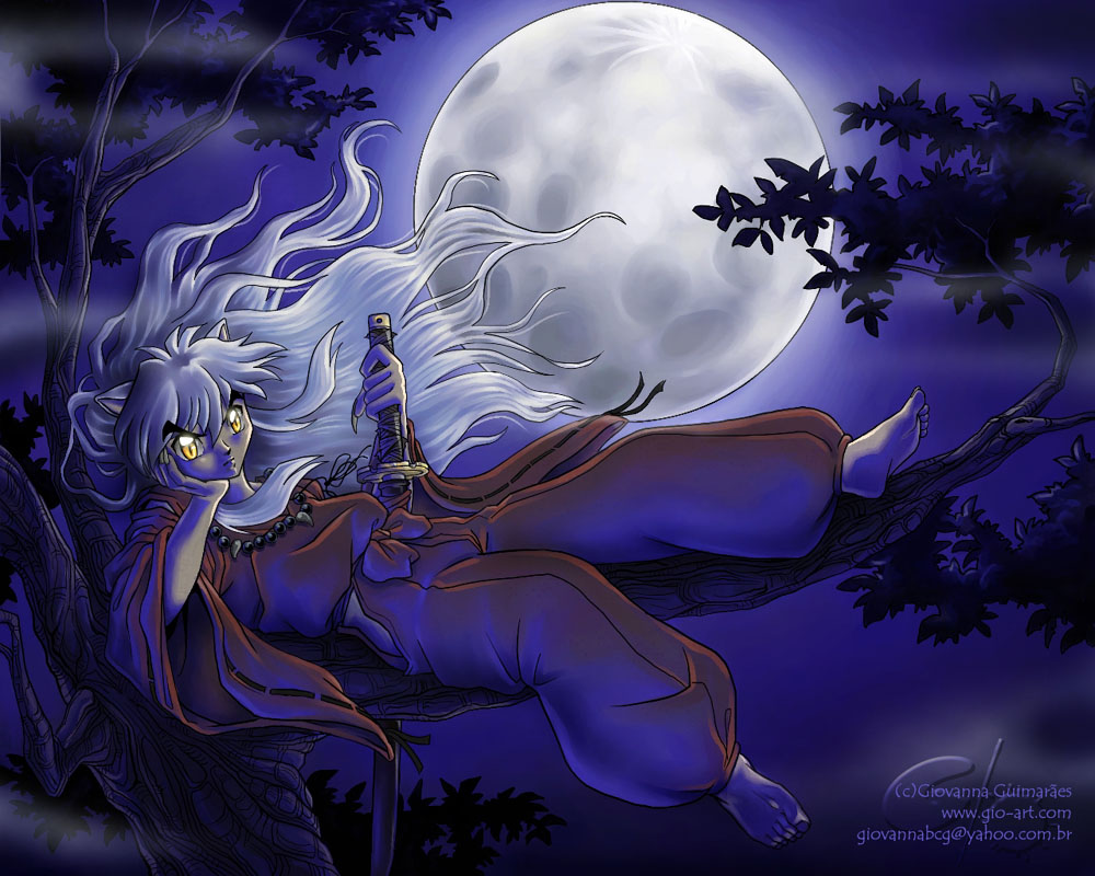 anime inuyasha ladydance