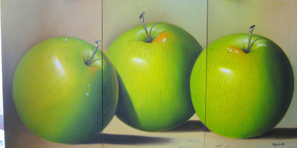 Cuadros pinturas oleos cuadros de bodegones de frutas - Cuadros bodegones modernos ...