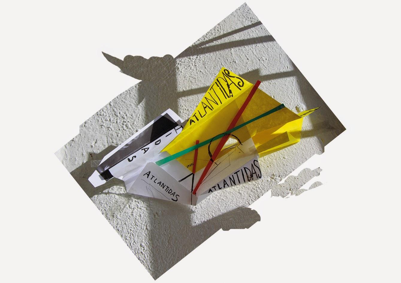 """Exposición """"Atlántidas"""" muestra la crisis en la Pintura actual en el Foro R-38"""
