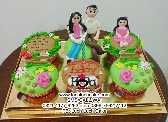 Kue Tart Tema Kebun Daerah Surabaya - Sidoarjo