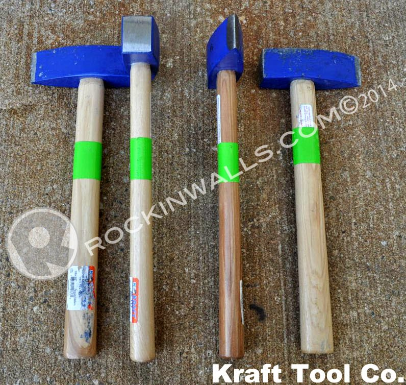 Stone Mason Tools : Rockin walls kraft tool co workshop