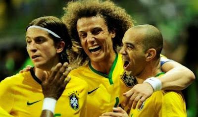 Brasil vence amistoso contra o México
