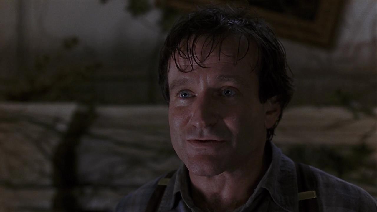 Robin Williams Jumanji Room With No View: Rob...