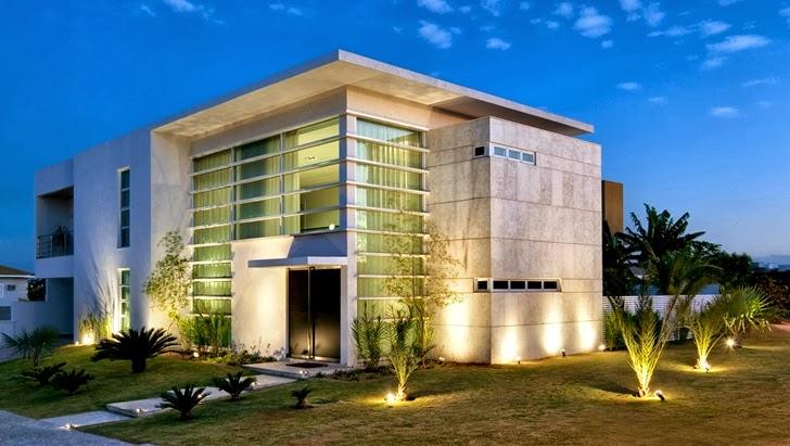 Modern Atenas 038 House by Dayala + Rafael Arquitetura