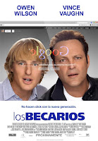 Vince Vaughn, Owen Wilson, Rose Byrne, Dylan O'Brien, John Goodman, Los becarios, The Internship, Shawn Levy, Google, Making Of, estrenos de la semana, premiere