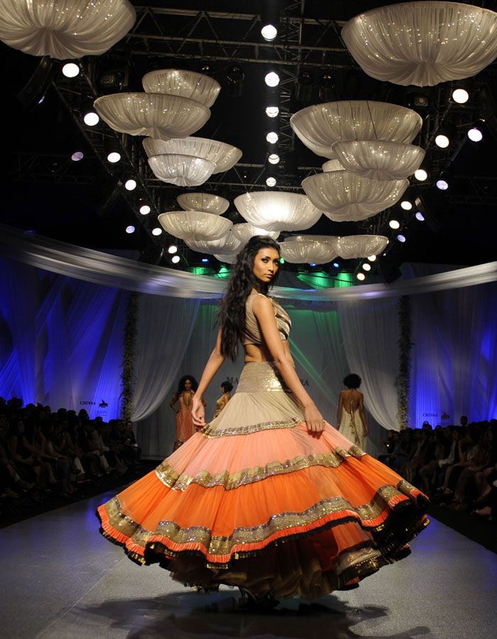 Manish Malhotra Engagement Party Dresses, Manish Malhotra 2011