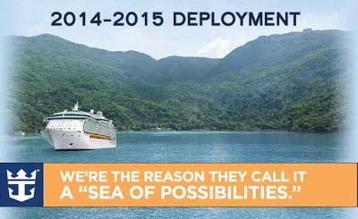 RCI 2014-15 Deployment Schedule