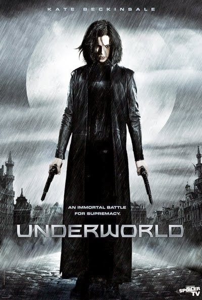 Underworld Movie Poster 2003