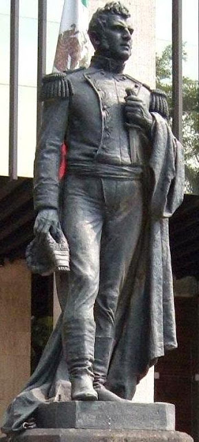 Monumento de Mariano Jiménez (Estatua)