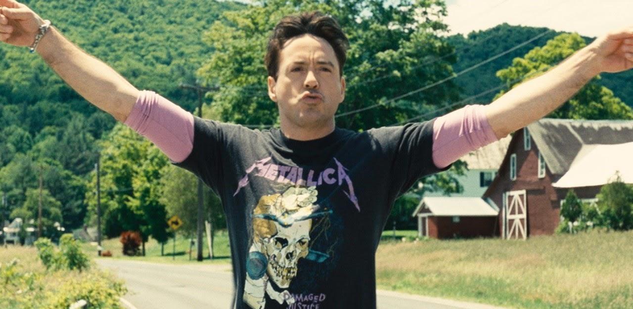Robert Downey Jr. & Robert Duvall no trailer do drama The Judge