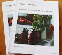 """Forget-Me-Nots"" Cookbook"