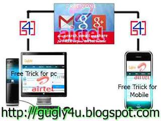 airtel vpn trick,airtel freezone trick,airtel free zone trick,airtel tricks,free 2g,free gprs,free 3g,free vpn