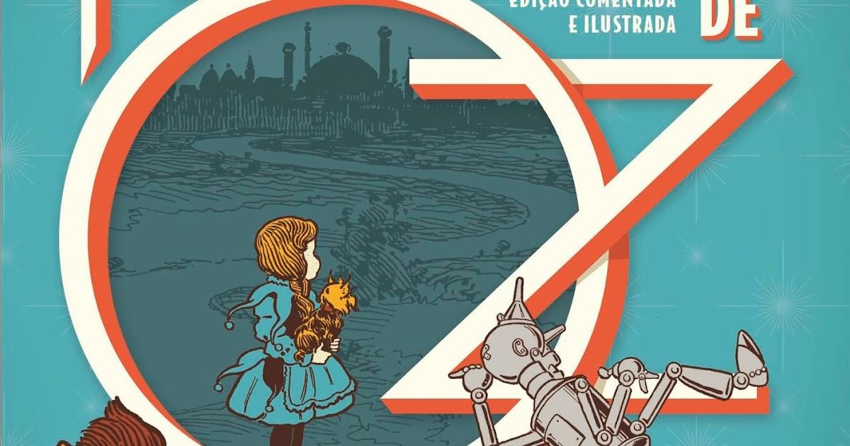 Universo Dos Leitores O Mágico De Oz De L Frank Baum