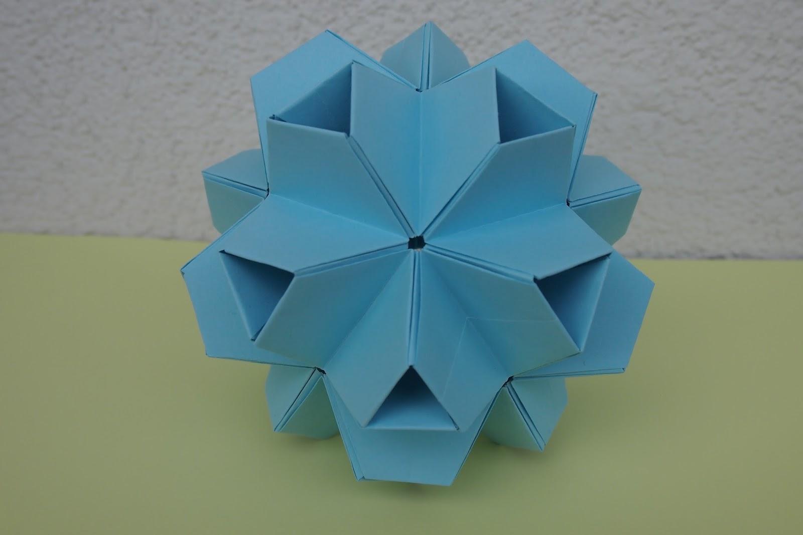 Wiat Z Kartki Papieru Lipca 2013 Tomoko Fuse Diagrams Diagram Znajduje Si W Ksice Multidimensional Transformations Unit Origami
