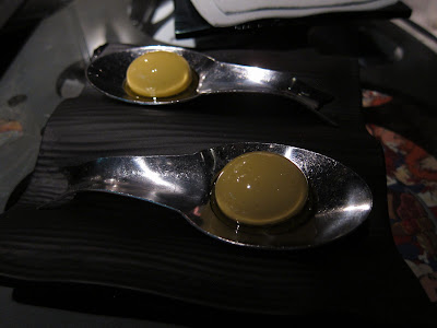 Liquid Olives at 41 Degrees