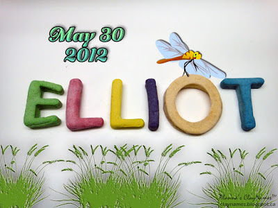 Elliot May 30 2012