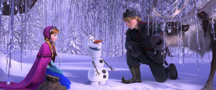 Frozen Disney Olaf
