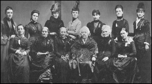 national american woman suffrage association essay