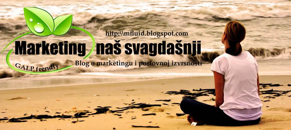 Blog:   Marketing naš svagdašnji