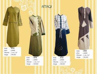 Trend Model Pakaian Muslim 2012 (Pria-Wanita) Kumpula