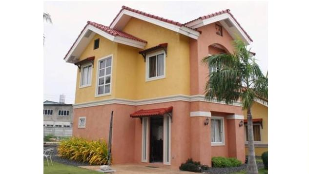 Gala Two Storey Single House For Sale in Lapu lapu