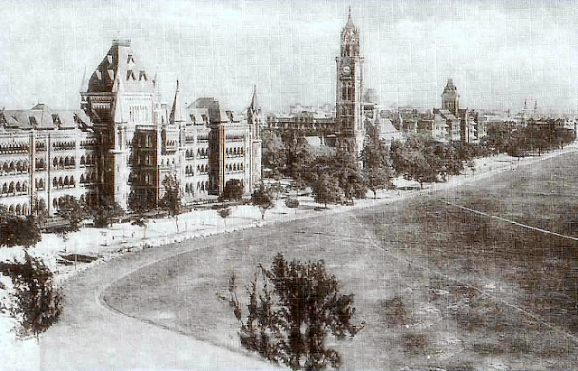 Bombay University 100 Years Ago, Rajabhai Tower, Mumbai
