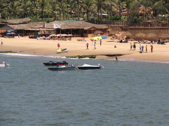 Arabian Ocean, Goa