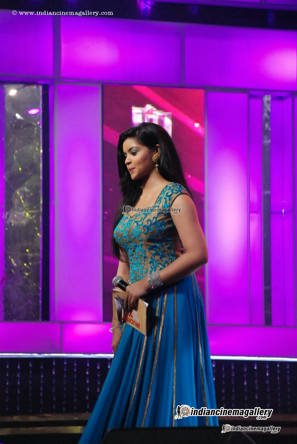 Shilpa Bala hot photos from Asianet television awards