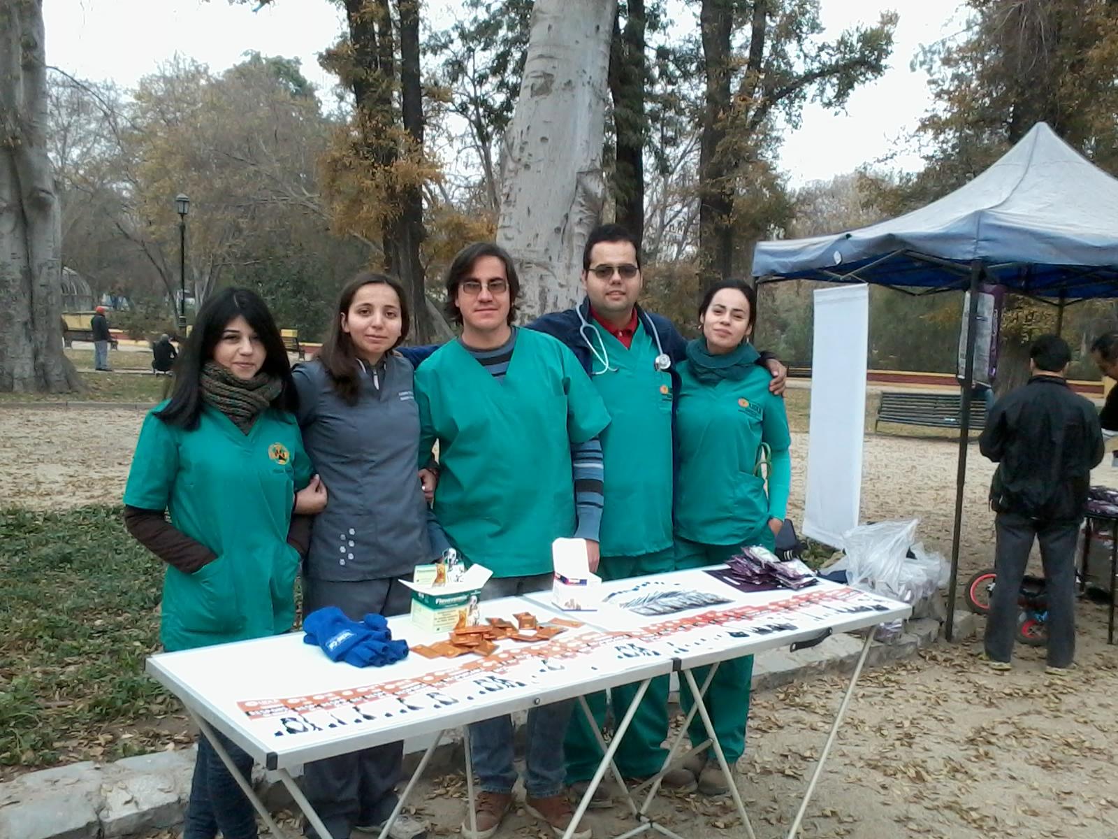 Gracias a los Voluntarios que Participaron